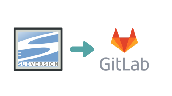 Read more about the article SVNからGitへの移行 ~ SVNからGitLab CE(Self-hosted)への移行ステップガイド