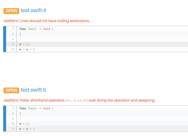 Read more about the article Sider made compatible with SwiftLint