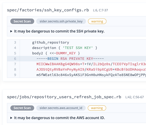 Read more about the article Sider Releases 'Secret Scan' that Prevents Secret Keys, API Tokens, and Other Credential Information from Entering Your Code